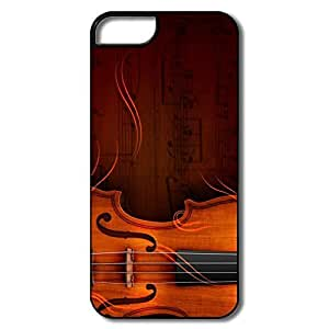 Alice7 Beautiful Violin Case For Iphone 5,Summer Iphone 5 Case