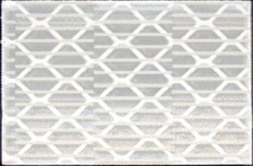 <3M>カプセルプリズム型高輝度反射シート PX8400シリーズ (1220mm×1m, ホワイト) B00OK0PKF6 1220mm×1m|ホワイト ホワイト 1220mm×1m