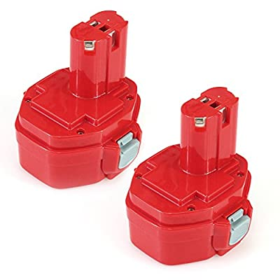 Replacement Craftsman battery and makita 1420 battery