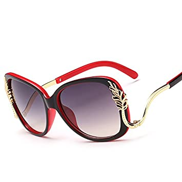 GGCCX Sonnenbrille Frosch Spiegeln Die Trend Box Metall Sonnenbrille , B