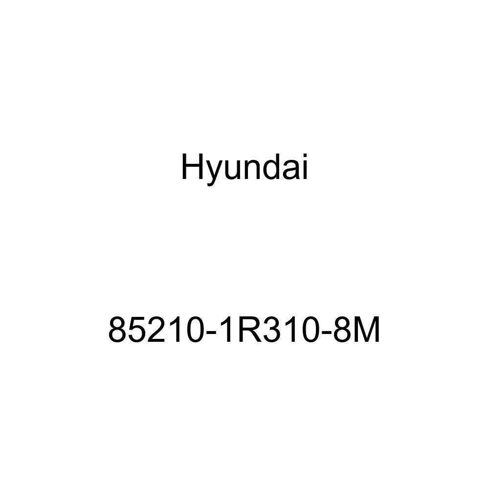 Genuine Hyundai 85210-1R310-8M Sun Visor Assembly Left