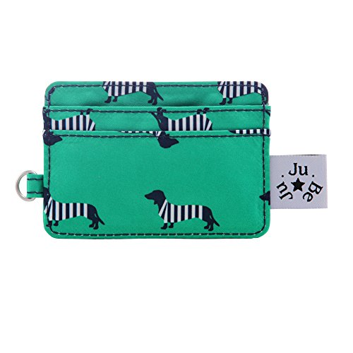 Ju-Ju-Be Coastal Collection Be Charged Slotted Card Case, Coney Island (Sweater Reviews Machine Ultimate)