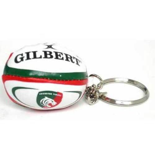 GILBERT leicester tigers palla da rugby portachiavi