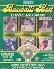 1989 Donruss Baseball's Best Baseball Cards Unopened Factory Set ()