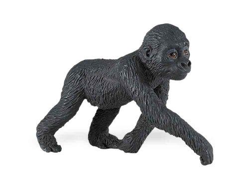 - Wild Safari Wildlife: Lowland Gorilla Baby