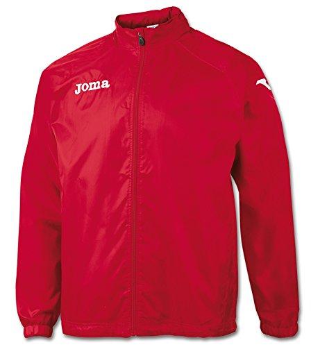 Joma Londres - Chubasquero para Hombre Rojo