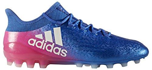 adidas Scarpe da calcio X 16.1AG blue-white-shock Pink Blu (Azul/Ftwbla/Rosimp)
