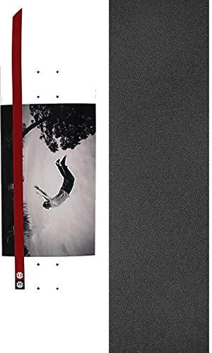 Element スケートボード マダーズ Apse Peace Gaberman Madars スケートボードデッキ - 8.2インチ x 32インチ Jessupグリップテープ付き - 2点セット   B07HYVQPB8