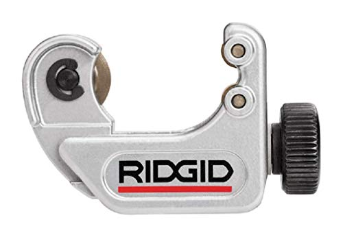 RIDGID 32985 Model 104 Close Quarters Tubing Cutter, 3/16-inch to 15/16-inch Tube Cutter ()
