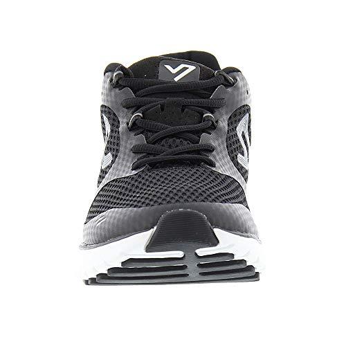 Black Open Men's Ngage1 with Vionic Mesh Black Orthaheel Sneaker C7Hnqg