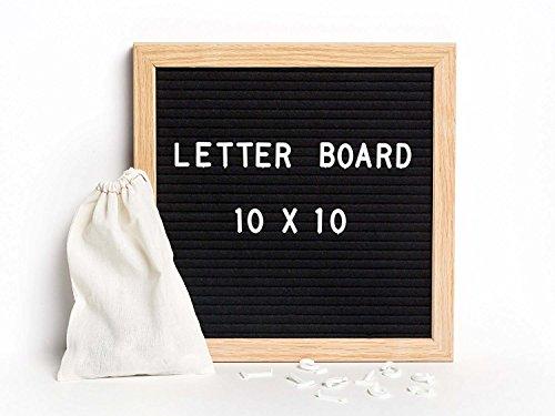 Pedestal Letter Board - 8