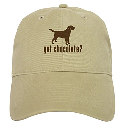 CafePress - got chocolate lab? Cap - Baseball Cap with Adjustable Closure, Unique Printed Baseball Hat (Chocolate Labs)