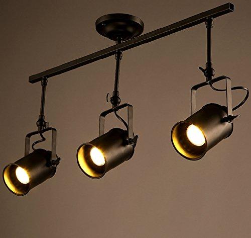 Spotlight Métal Baycheer De Plafonnier Projecteur Lampe Plafond mn80wN