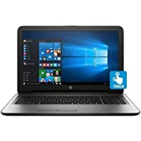 HP 15.6 HD Touchscreen Laptop Computer PC, Intel Dual Core i5-6200U 2.3Ghz, 8GB RAM, 1TB HDD, 1 Year Office 365 Personal included, DVDRW, HDMI, USB 3.0, Webcam, WIFI, Rj-45, Bluetooth, Windows 10
