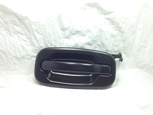 02 tahoe rear door handle smooth - 9