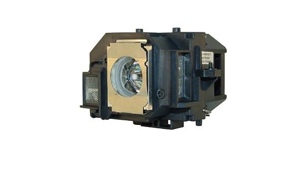 bombilla para proyector lámpara ELPLP58 V13H010L58 para EPSON ...