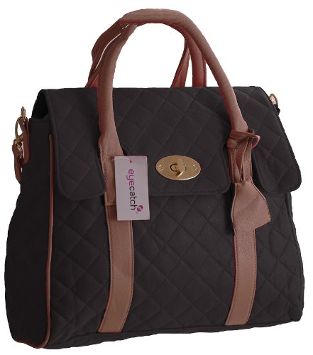 Kimberely Womens Quilted Satchel Shoulder product image