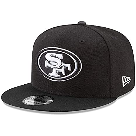 size 40 5f745 9bdcf Image Unavailable. Image not available for. Color  New ERA NFL SAN  Francisco 49ERS LTD Edition Black White