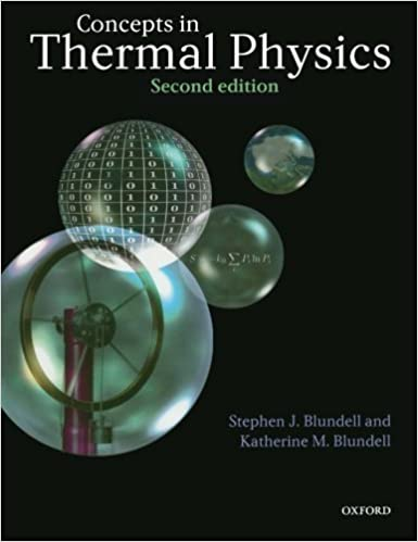 Book Concepts in Thermal Physics by Blundell, Stephen J., Blundell, Katherine M. [Oxford University Press, USA,2009] 2ND EDITION