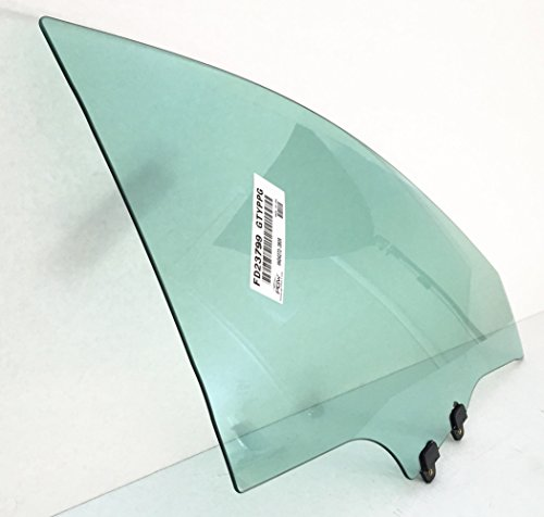 Passenger Side Door Glass (2003-2006 Mitsubishi Outlander 4 Door SUV Passenger Side Right Front Door Window Glass)