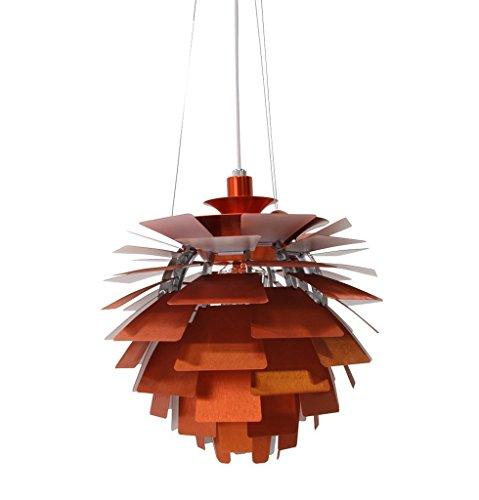 Small Artichoke Pendant Light in US - 6