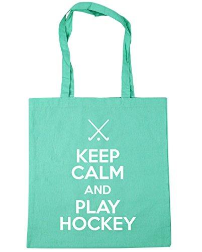 De De Y Asas X38cm Calma Bolsa Playa De La Hippowarehouse Litros Mantener De 42 Juego Compras Cm Gimnasio Hockey El 10 Menta tAPYZwq