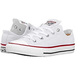 Converse Unisex Low TOP Optical White Size 12 M US Women / 10 M US Men