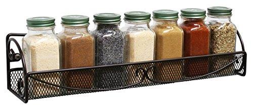 Buy spice rack metal
