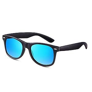 Polarized Wayfarer Sunglasses for Men - FEIDU HD Vision Polarized Sunglasses Mens FD2150