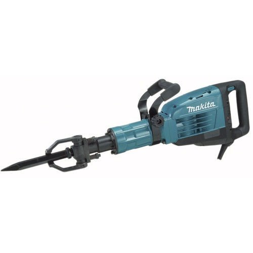 Makita HM1307CB-R 35 lb. 1-1/8 in. Hex Demolition Hammer Kit (Certified Refurbished) by Makita