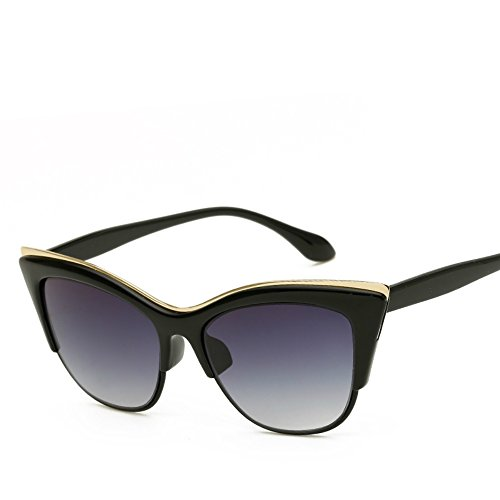 Freckles Mark Vintage Pointed Sunglasses product image