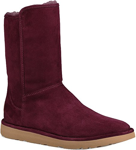 Womens Boots Casual Ugg (UGG Womens Abree Short II Boot Port Size 8)