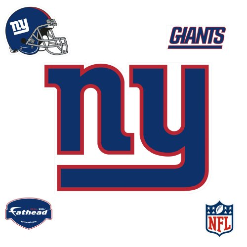 NFL Team Logo Wall Decal