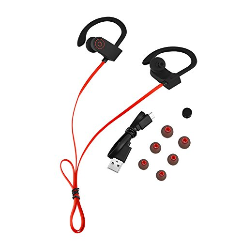 fosa Bluetooth Headphones, Lightweight Sport Earphone, HiFi