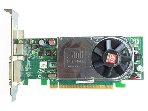 Height ATI Radeon HD2400XT Graphic