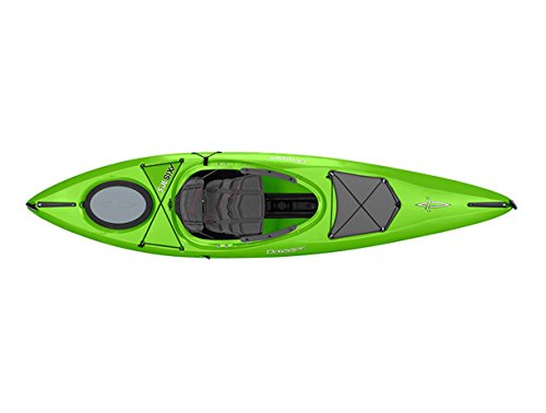 Dagger Axis 10.5 Kayak Lime, One Size by Dagger Kayaks