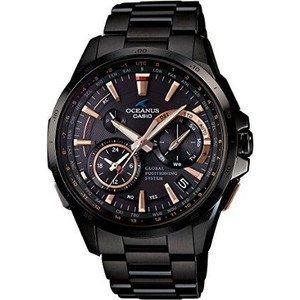 腕時計 カシオ CASIO OCEANUS OCW-G1000B-1A2JF GPS HYBRID WAVECEPTOR Men's WATCH [並行輸入品] B00XXNY8Z4