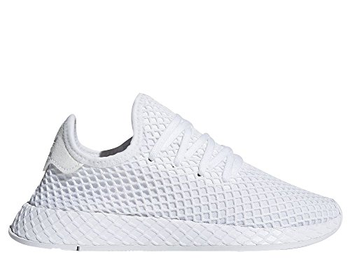 Price comparison product image adidas Juniors DEERUPT RUNNER J Cloud White/Cloud White/Cloud White - CQ2935 (6)