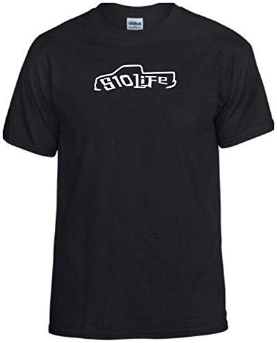 Price comparison product image S-10 Life T-shirt / Chevy Truck Fan Shirt / Mens Black Large