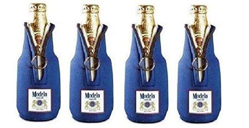 Modelo Especial Beer Bottle Suit Cooler Coolie Huggie New Set of 4