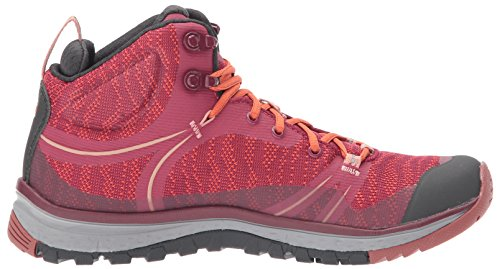 cheap price wholesale outlet where can you find KEEN Women's Terradora Mid WP-w Hiking Shoe Rhododendron/Marsala cheap low shipping fee S1xo1kBl