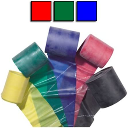 Resistance Theraband Packs Blue Black Thera-Band Set 1 Each of Green