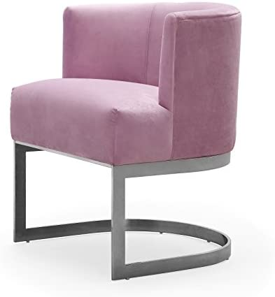 TOV Furniture Velvet Accent Chair