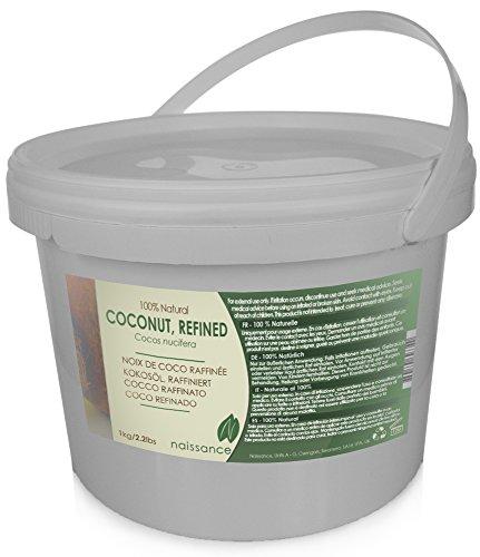 Kokosöl, raffiniert - 100% rein - 1000g