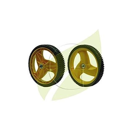 Rueda cortadora Husqvarna para modelos m4553 p4553 M5553 m653d
