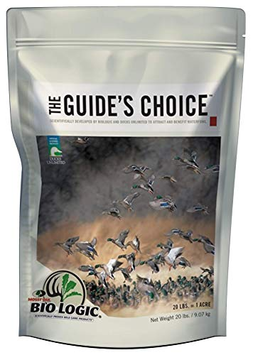 BioLogic Guide's Choice Waterfowl Forage (20 lbs - Plants one Acre)