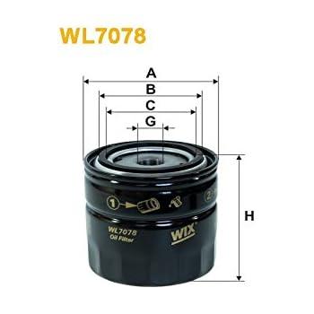 Wix Filter WL7089 Oil-Filter Element