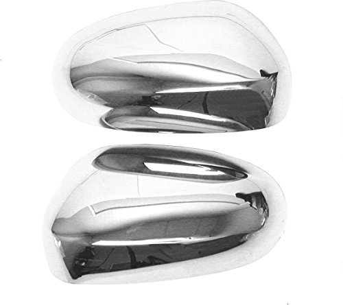 URO Parts CM-STYPE Chrome Mirror Cover by URO Parts