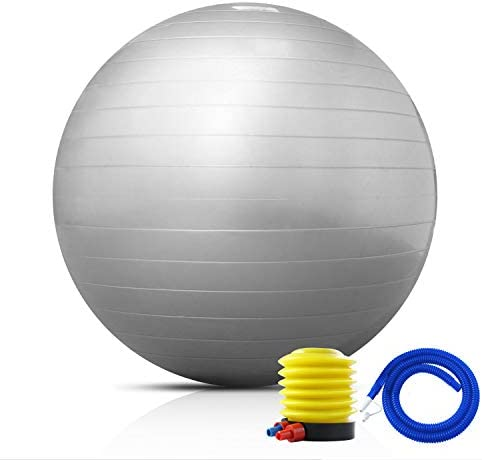 Galaxyman Exercise Ball 55cm Extra Thick Yoga Ball Chair