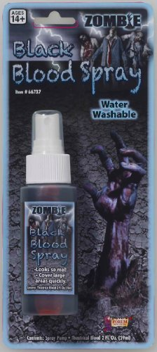 Rubie's Costume Zombie Blood Spray (Zombie Costumes Women)